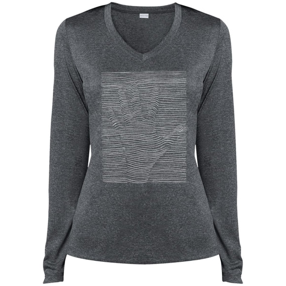 3D Illusion - Graphite Heather / X-Small - T-Shirts | La Mú.ùz
