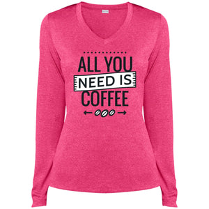 All You Need Is Coffee - Vintage Heather / X-Small - T-Shirts | La Mú.ùz