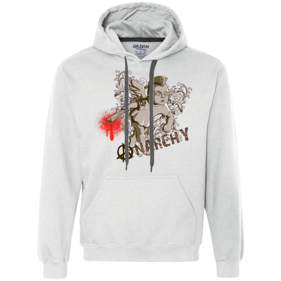 Anarchy - White / S - Sweatshirts | La Mú.ùz