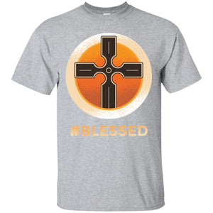Blessed - White / S - T-Shirts | La Mú.ùz