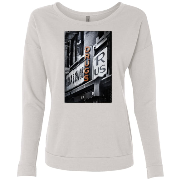 Drugs Rus - White / S - Sweatshirts | La Mú.ùz