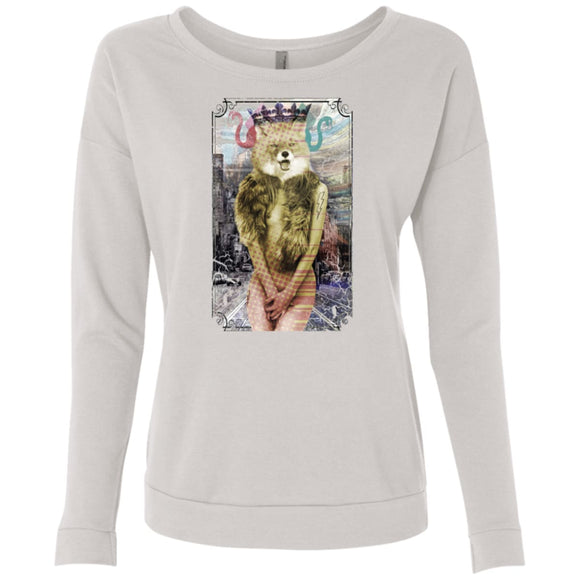 Foxy Thing - White / S - Sweatshirts | La Mú.ùz