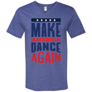 Make America Dance Again - White / S - T-Shirts | La Mú.ùz