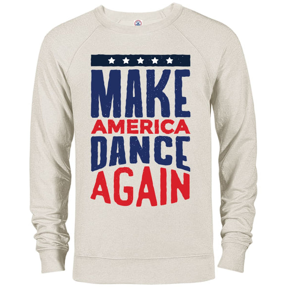 Make America Dance Again - Oatmeal Heather / X-Small - Sweatshirts | La Mú.ùz