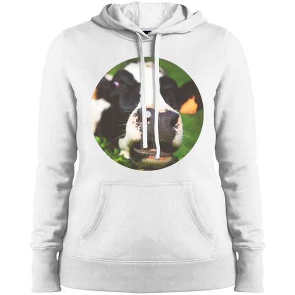 The Bright Side Of The Moo - White / X-Small - Sweatshirts | La Mú.ùz