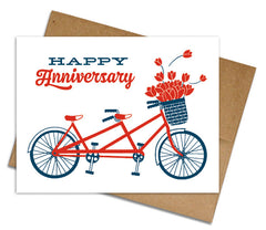 Eco-friendly Anniversary + Engagement + Wedding Cards