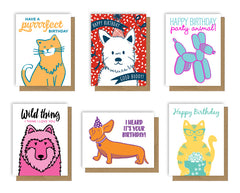 Eco-friendly Greeting Card Bundles