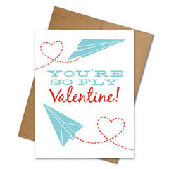Eco-friendly Love + Valentine's Day Cards