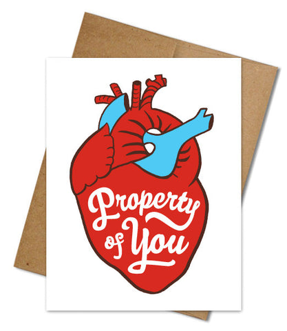 PROPERTY OF YOU