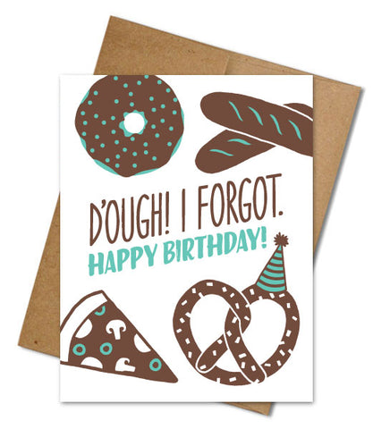 D'OUGH BIRTHDAY