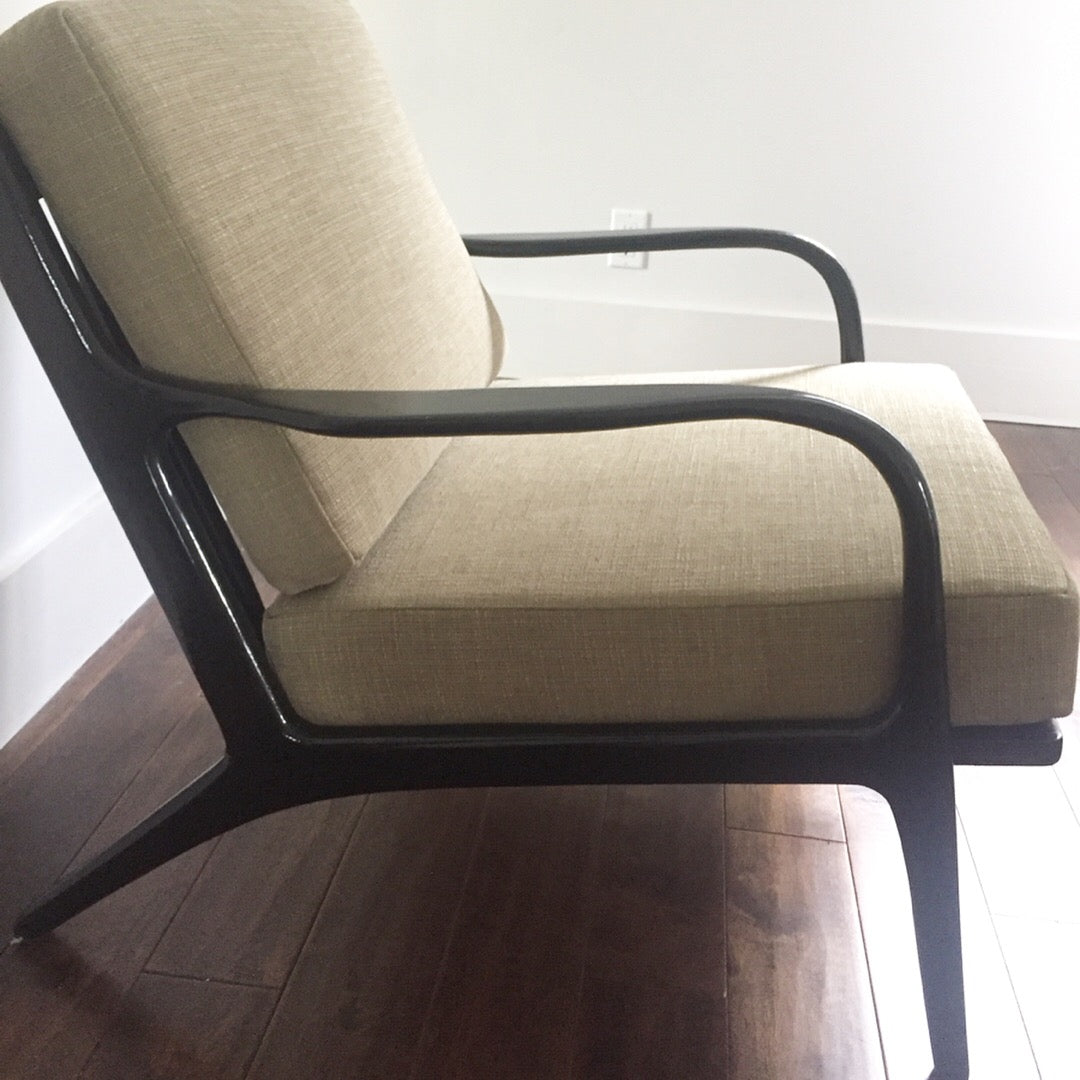 Incredible Vintage Adrian Pearsall Lounge Chair Camellatalisay Diy Chair Ideas Camellatalisaycom