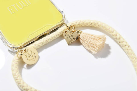Vanilla Phone Necklace