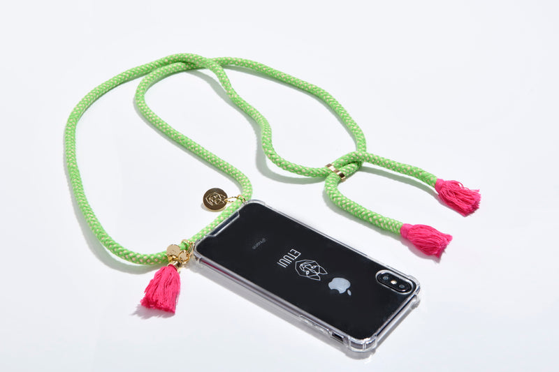 LEE PHONE NECKLACE