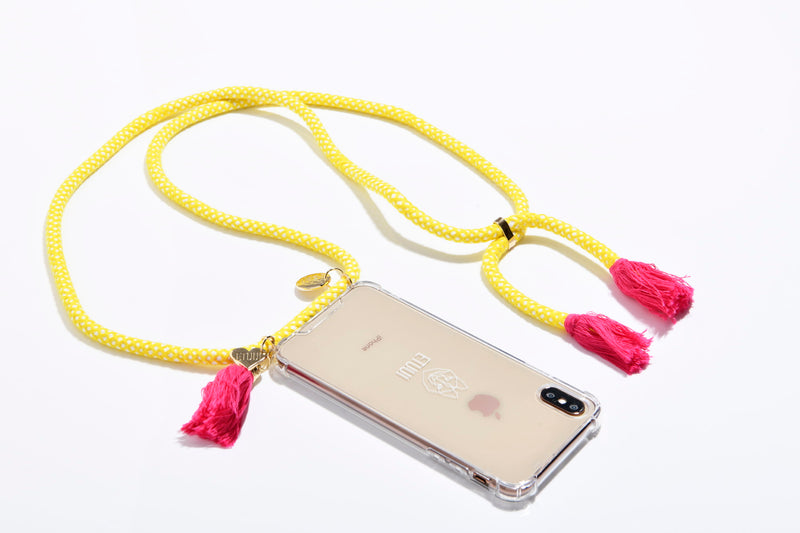 HEDDA PHONE NECKLACE