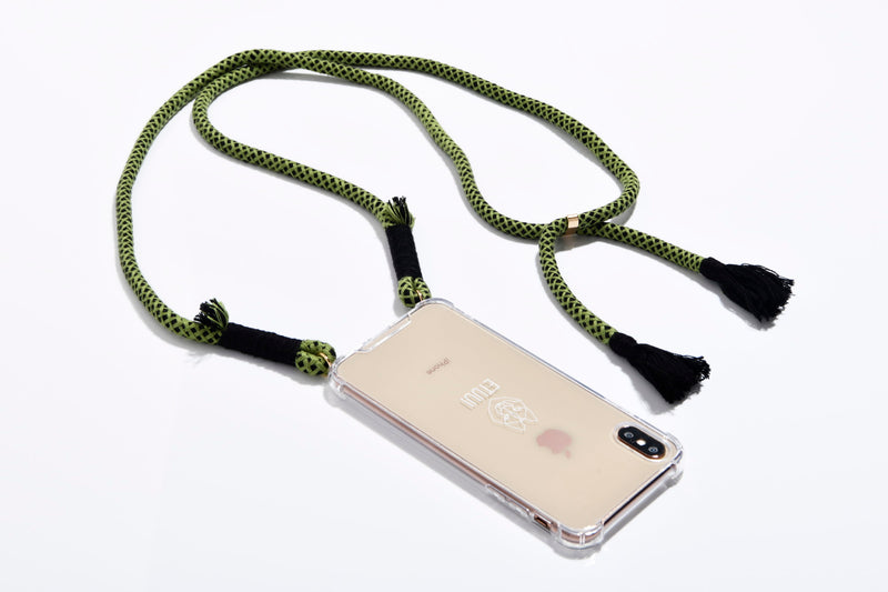 ROCKY PHONE NECKLACE