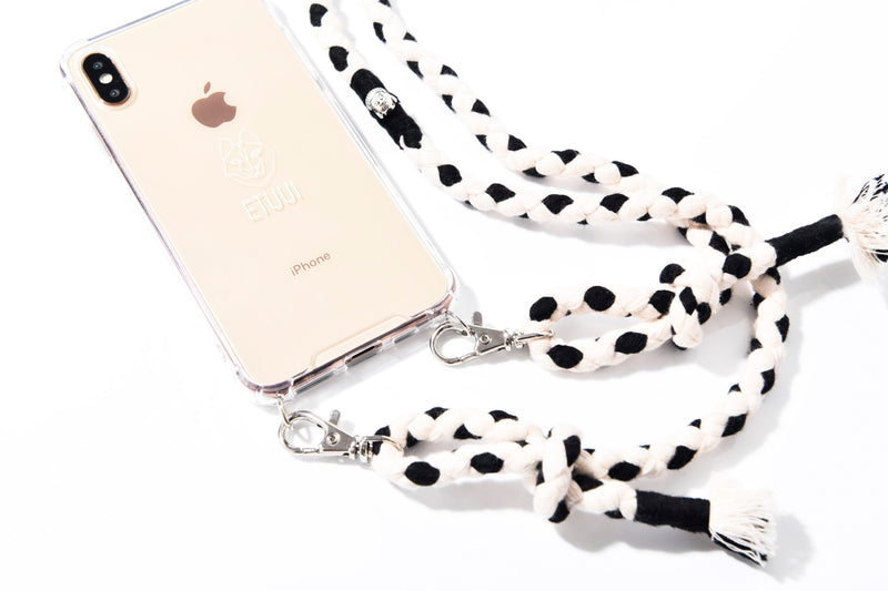 MILO PHONE NECKLACE | Clip Carabiner
