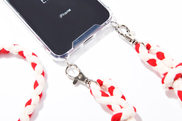 SHIVA PHONE NECKLACE | Clip Carabiner