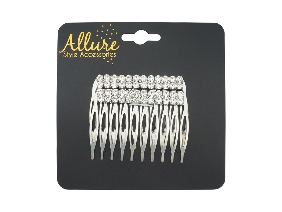 Allure Rhinestone Side Comb