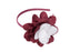 French Toast Bow Flower Headband