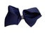 French Toast Jumbo Barrette Bow w/Rhinestone Center