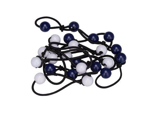 French Toast 12mm Ball Ponytail, 12 Pack