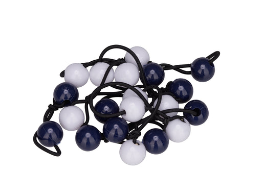 French Toast 16mm Ball Ponytail, 10 Pack