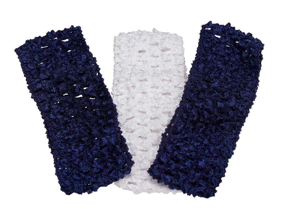 French Toast Crochet Headband, 3 Pack