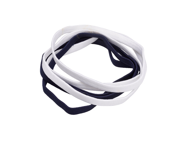 French Toast Metal Free Elastic Headband, 6 Pack