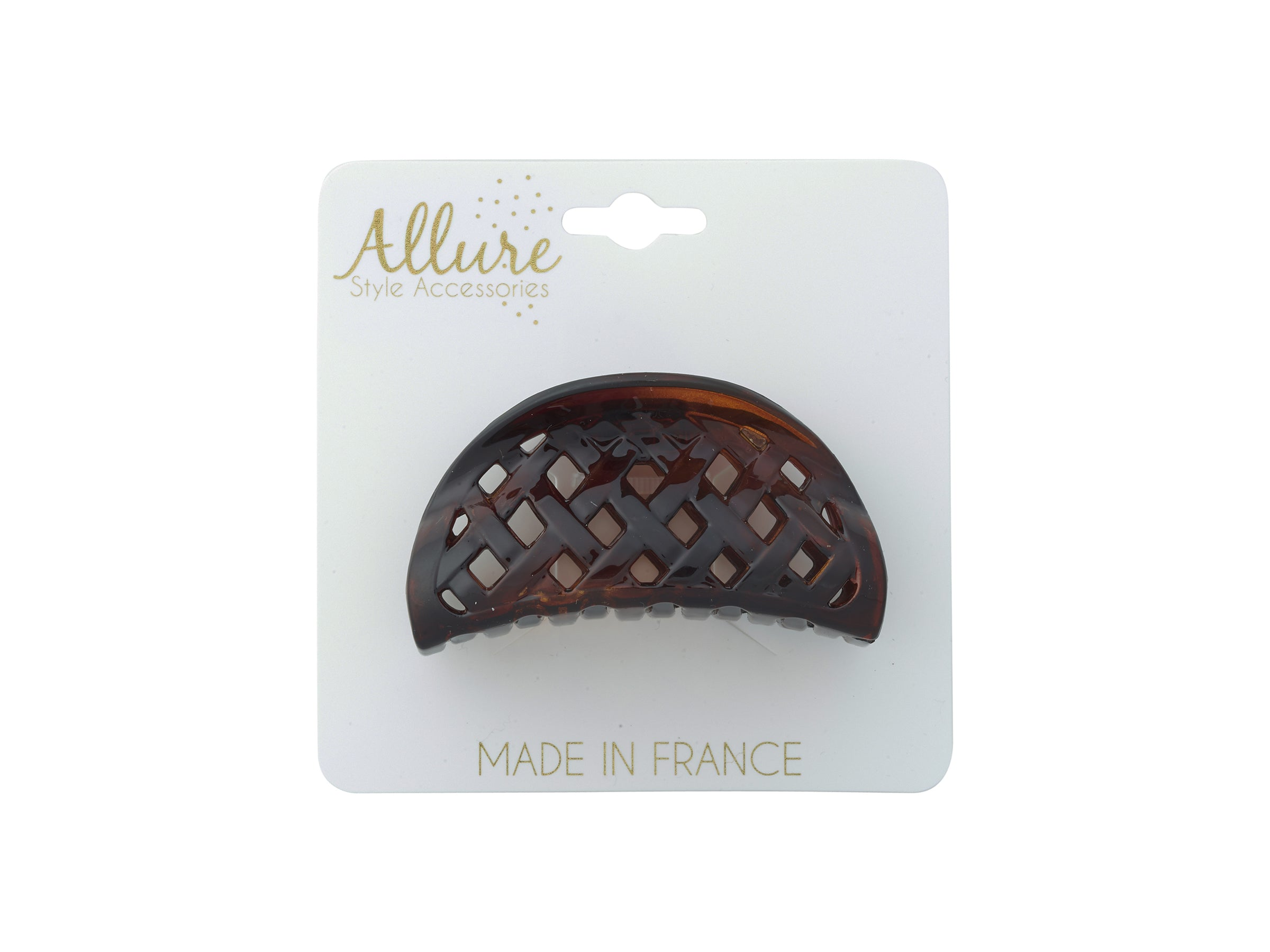 Allure Lattice Jaw Clips