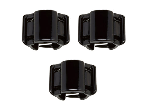 Linziclip Mini 3 Pack - Black Gloss