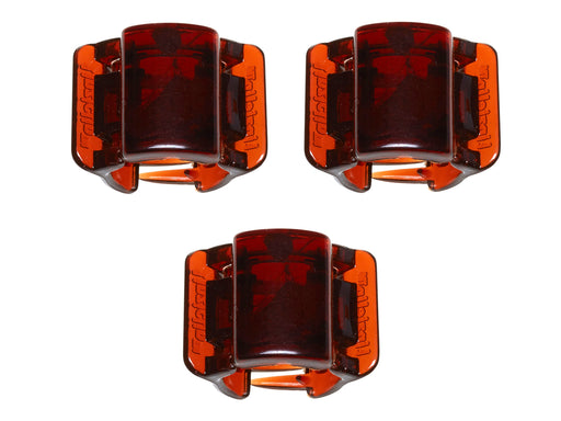 Linziclip Mini 3 Pack - Tortoise Shell Gloss