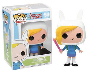 "Funko Pop Adventure Time ""Fionna"" #54 Vaulted Mint"