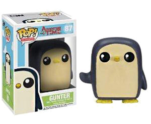 "Funko Pop Adventure Time ""Gunter"" #87 Vaulted Mint"