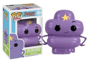"Funko Pop Adventure Time ""Lumpy Space Princess"" #30 Vaulted Mint"