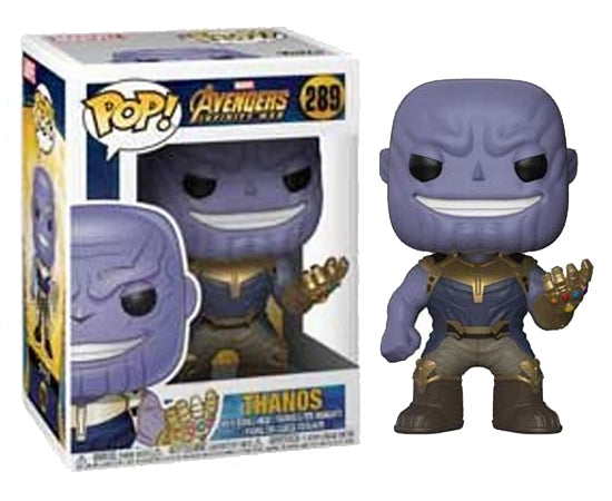 Funko Pop Marvel Avengers Infinity War
