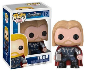 "Funko Pop Marvel Avengers ""Thor"" #12 Vaulted Mint"