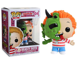 Funko Pop Garbage Pail Kids Beasty Boyd #04 Mint