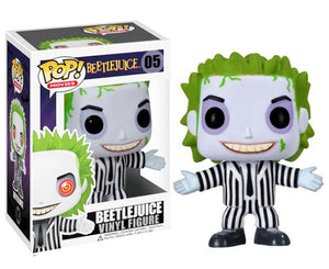 "Funko Pop ""Beetlejuice"" #05 Mint"