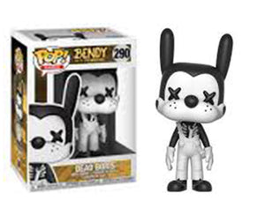 "Funko Pop Bendy and the Ink Machine ""Dead Boris"" #290 Mint"