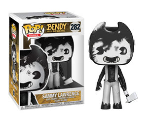 "Funko Pop Bendy and the Ink Machine ""Sammy Lawrence"" #282 Mint"