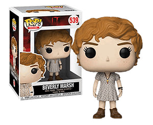 "Funko Pop IT ""Beverly Marsh"" #539 Mint"