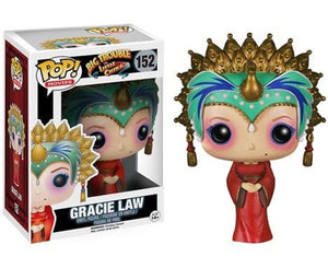 "Funko Pop Big Trouble in Little China ""Gracie Law"" #152 Vaulted Mint"
