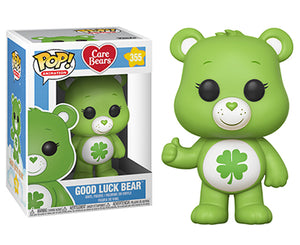 "Funko Pop Care Bears ""Good Luck Bear"" #355 Mint"