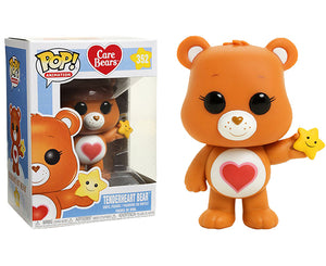"Funko Pop Care Bears ""Tenderheart Bear"" #352 Mint"