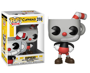 "Funko Pop ""Cuphead"" #310 Mint"