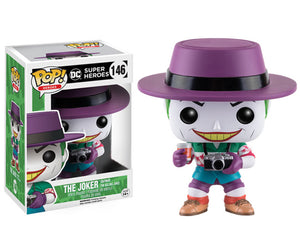 "Funko Pop DC Super Heroes The Joker ""Batman: The Killing Joke"" #146 Exclusive Mint"