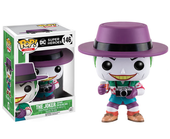 Funko Pop DC Super Heroes The Joker
