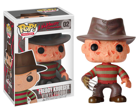Funko Pop Nightmare on Elm Street