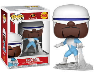 "Funko Pop Disney Pixar Incredibles 2 ""Frozone"" # Mint"