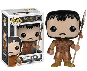 "SALE Funko Pop Game of Thrones ""Oberyn Martell"" #30 Vaulted SALE"